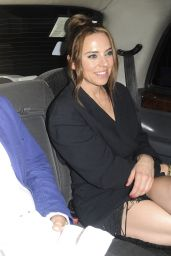 Melanie C at Chiltern Firehouse for Kylie Minogue