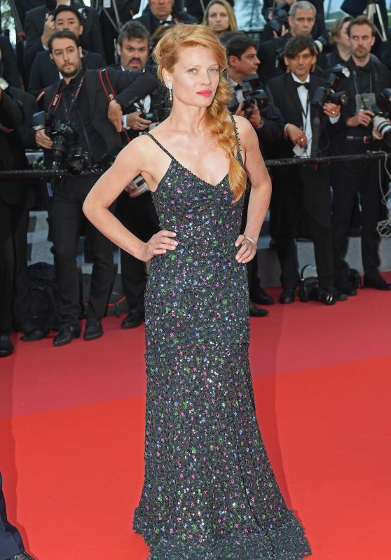 "Melanie Thierry – ""BlacKkKlansman"" Red Carpet in Cannes"