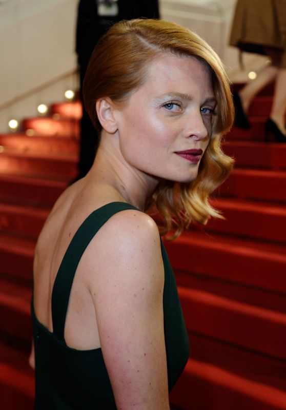 "Melanie Thierry - ""Burning"" Red Carpet in Cannes"