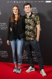 "Melina Matthews – ""The Man Who Killed Don Quixote"" Movie Premiere in Madrid"