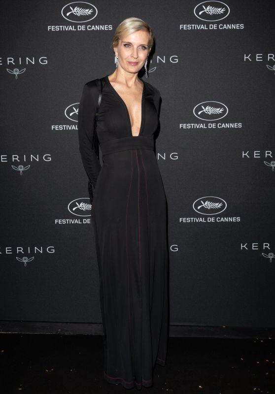 Melita Toscan du Plantier – Kering Women in Motion Awards Dinner at Cannes Film Festival 2018