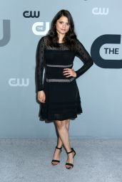 Melonie Diaz – CW Network Upfront Presentation in NYC 05/17/2018