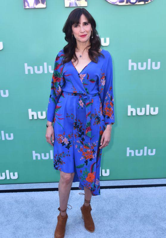 Michaela Watkins - Hulu Upfront Presentation in NY 05/02/2018