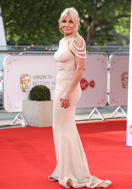Michelle Collins – BAFTA TV Awards 2018 in London