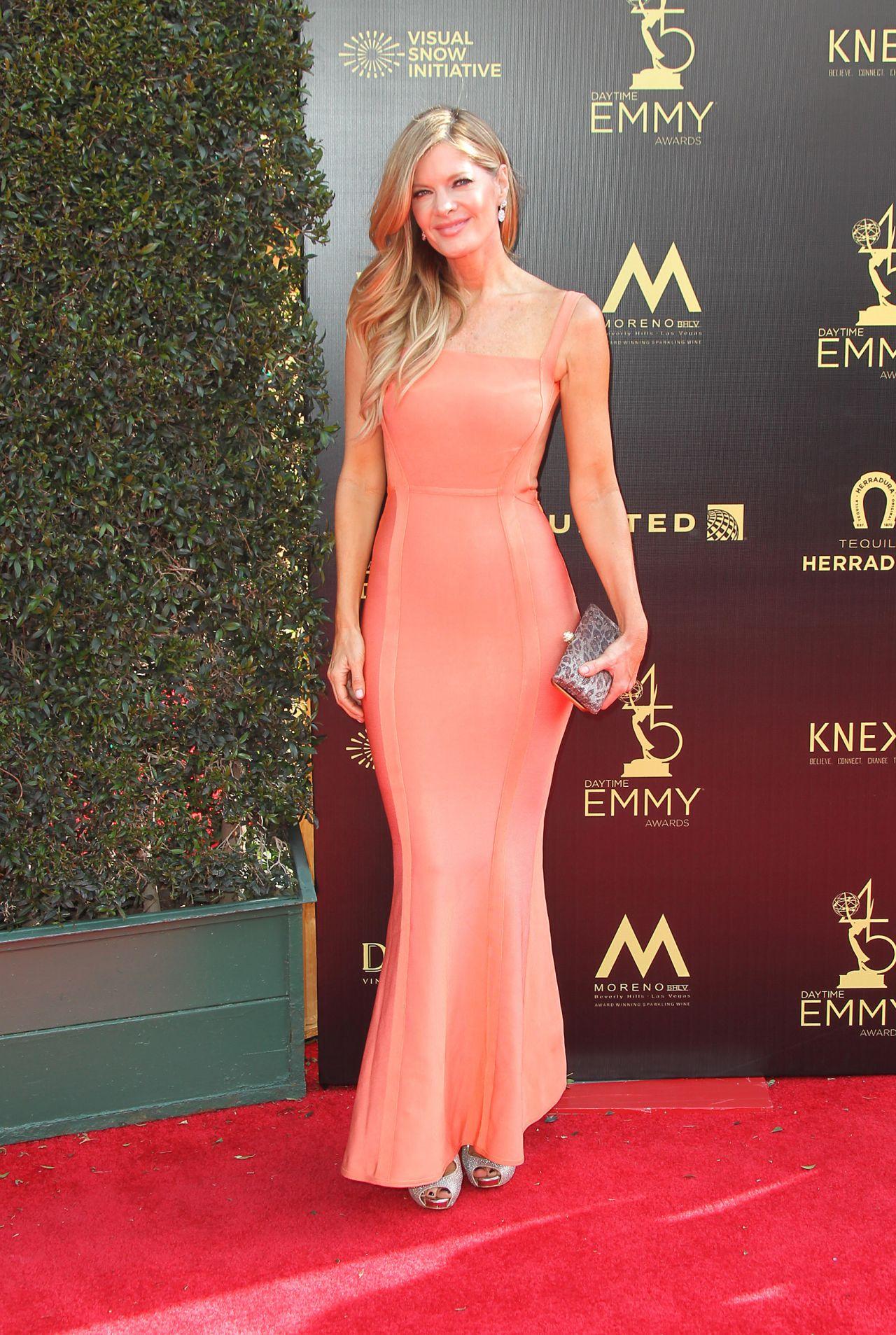 Michelle Stafford – 2018 Daytime Emmy Awards Emmy Awards 2018