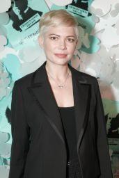Michelle Williams – Tiffany & Co. Jewelry Collection Launch in NY 05/03/2018