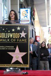 Mila Kunis - Zoe Saldana Star on the Hollywood Walk of Fame in Los Angeles 05/03/2018