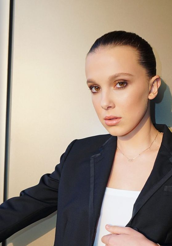 Millie Bobby Brown - Social Media 05/22/2018