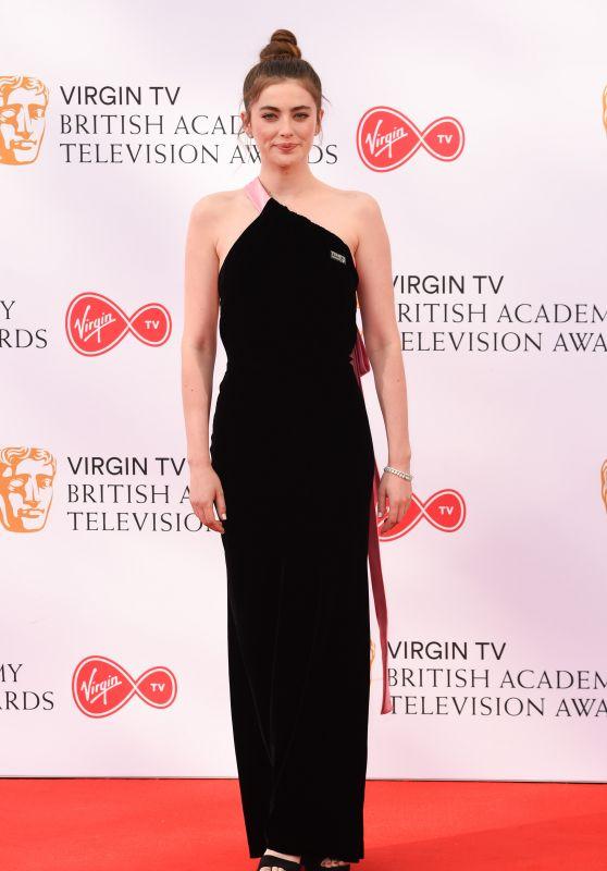 Millie Brady – BAFTA TV Awards 2018 in London