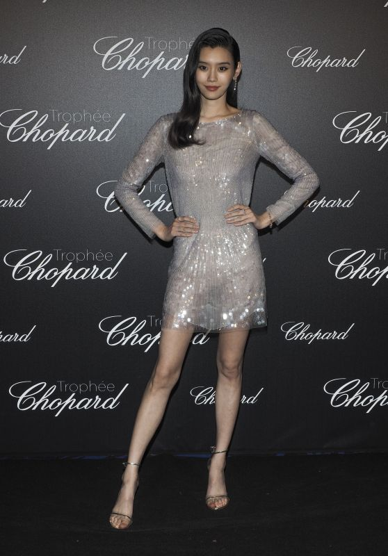 Ming Xi – Chopard Trophy's Photocall in Cannes 05/14/2018