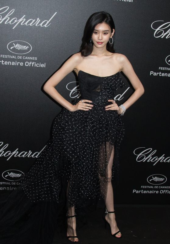 Ming Xi – Secret Chopard Party in Cannes 05/11/2018