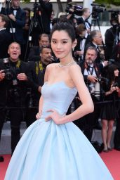 """Ming Xi – """"Solo: A Star Wars Story"""" Red Carpet in Cannes"""