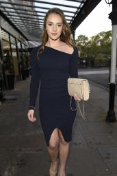 Mollie Winnard - VIP Launch Party to Celebrate the Opening of  The House Of Evelyn in Southport