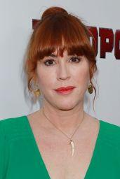 "Molly Ringwald – ""Deadpool 2"" Special Screening in New York"