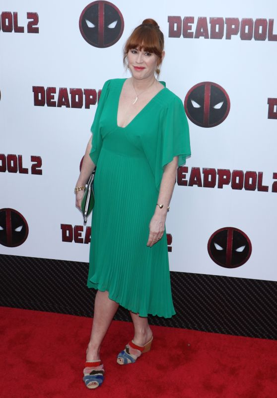 "Molly Ringwald – ""Deadpool 2"" Special Screening in New York"