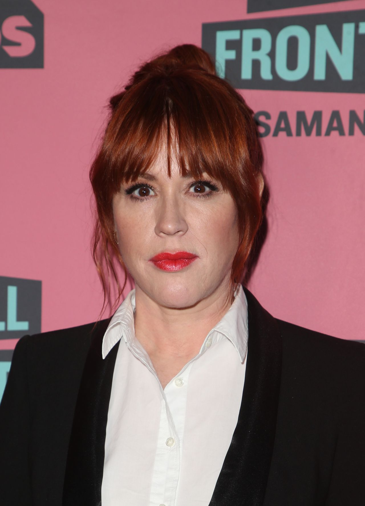 Molly Ringwald Full Frontal With Samantha Bee Fyc Event