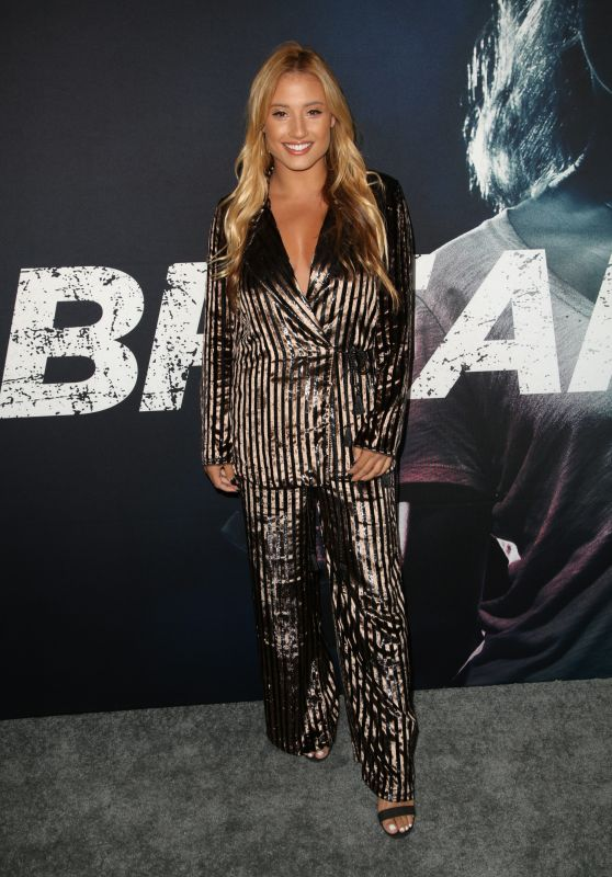 "Montana Tucker – ""Breaking In"" Premiere in LA"
