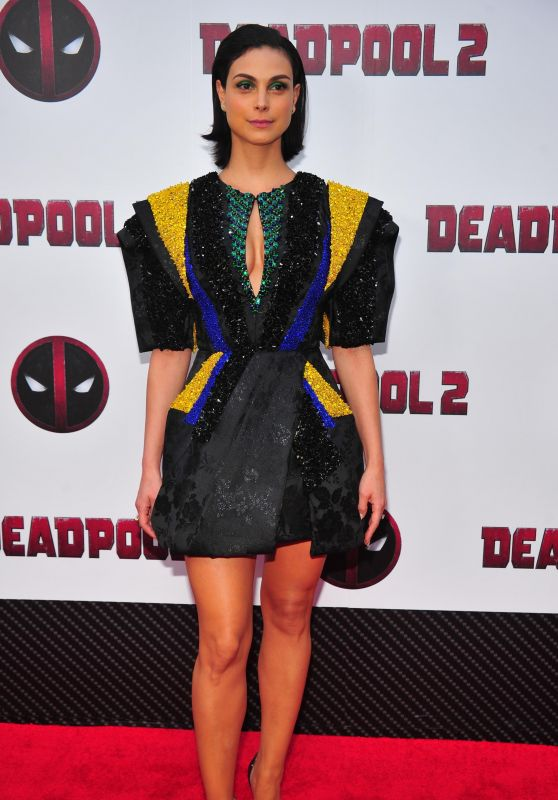 "Morena Baccarin - ""Deadpool 2"" Premiere in New York City"