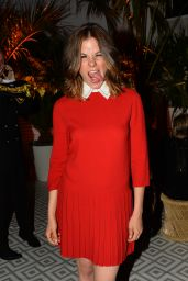 Morgane Polanski at the Marriott Hotel for the Dior Dinner in Cannes