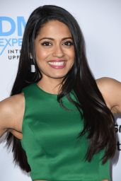Mouzam Makkar – 2018 Disney ABC International Upfronts in LA