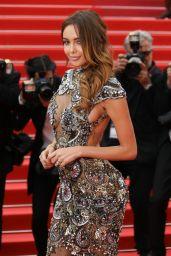 "Nabilla Benattia and Thomas Vergara – ""Solo: A Star Wars Story"" Red Carpet in Cannes"