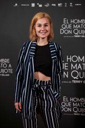 "Nadia de Santiago – ""The Man Who Killed Don Quixote"" Movie Premiere in Madrid"