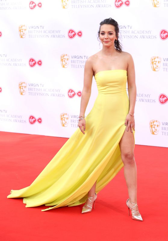 Nadine Mulkerrin – BAFTA TV Awards 2018 in London