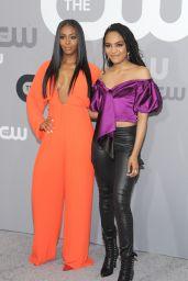 Nafessa Williams – CW Network Upfront Presentation in NYC 05/17/2018