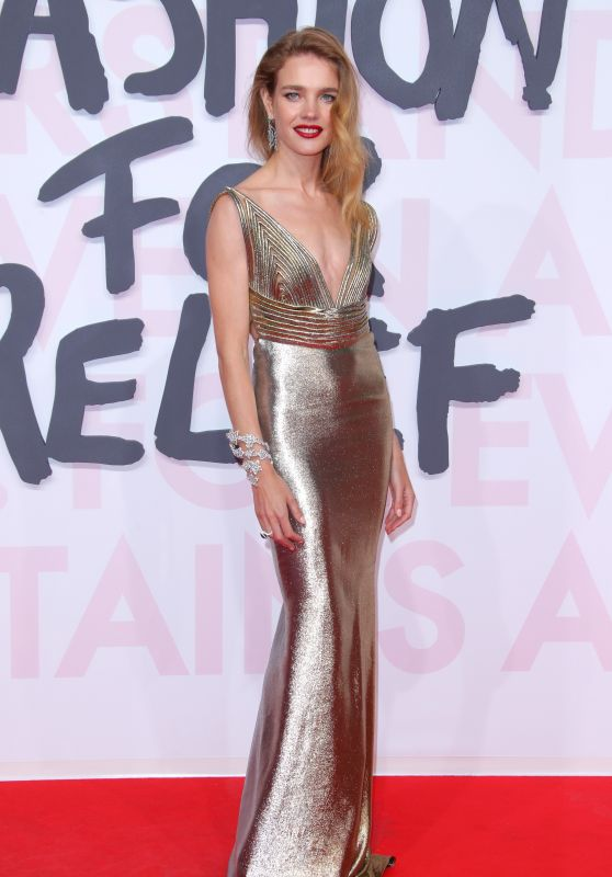 """Natalia Vodianova – """"Fashion For Relief"""" Charity Gala in Cannes"""