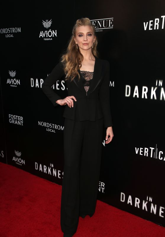 "Natalie Dormer – ""In Darkness"" Premiere in Hollywood"