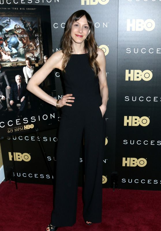 """Natalie Gold - """"Succession"""" TV Show Premiere in New York"""
