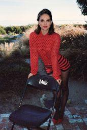 Natalie Portman - Photoshoot for Porter Magazine Spring 2018 (Pat II)