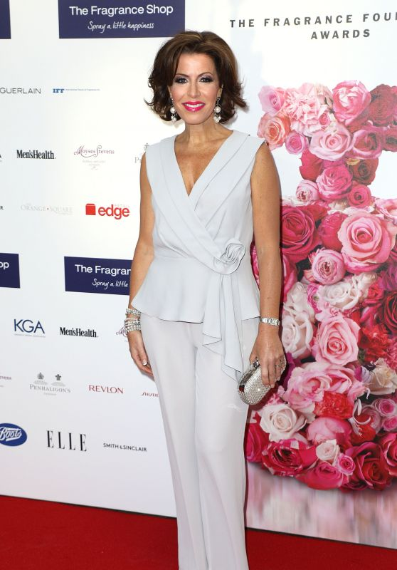 Natasha Kaplinsky – Fragrance Foundation Awards 2018 in London