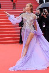 "Natasha Poly – ""BlacKkKlansman"" Premiere in Cannes"