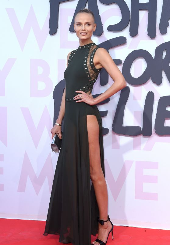 "Natasha Poly – ""Fashion For Relief"" Charity Gala in Cannes"