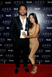 Nathalia Castellon – Opening of Clique Hospitality's APEX Social Club + Camden Cocktail Lounge in Las Vegas 05/26/2018