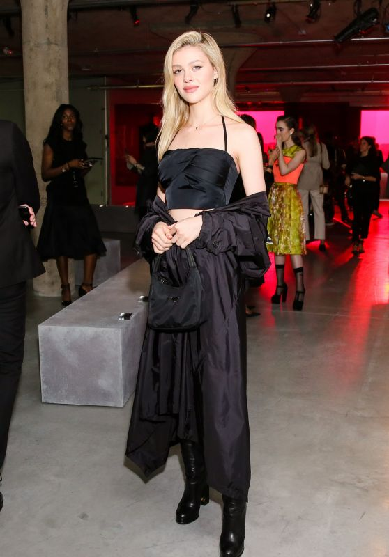 Nicola Peltz – Prada Resort : 2019 Show in NYC 05/04/2018
