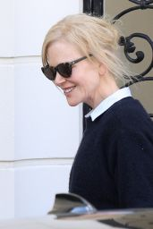 Nicole Kidman - Leaving Author Liane Moriarty