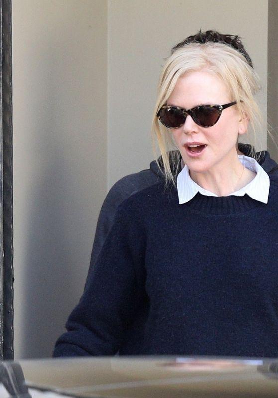 Nicole Kidman - Leaving Author Liane Moriarty