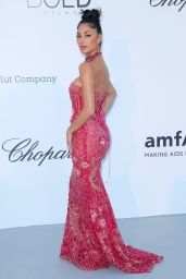 Nicole Scherzinger – amfAR's Cinema Against AIDS Gala in Cannes 05/17/2018