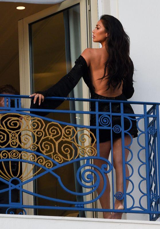 Nicole Scherzinger - Photoshoot at the Martinez Hotel in Cannes 05/16/2018