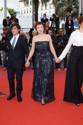 """Nicoletta Braschi – """"Happy As Lazzaro"""" Premiere at Cannes Film Festival"""
