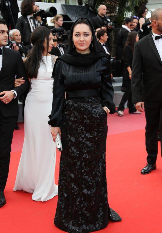 "Niki Karimi – ""The Wild Pear Tree"" Red Carpet in Cannes"