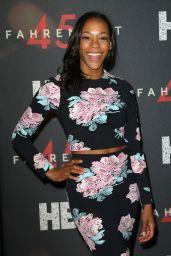"""Nikki M. James – """"Fahrenheit 451"""" Premiere in NYC"""