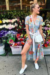 Nina Agdal - Social Media 05/25/2018