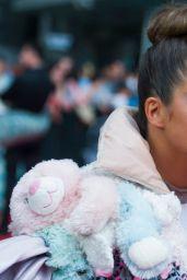 "Noa Kirel – ""Jurassic World: Fallen Kindom"" Premiere in Madrid"