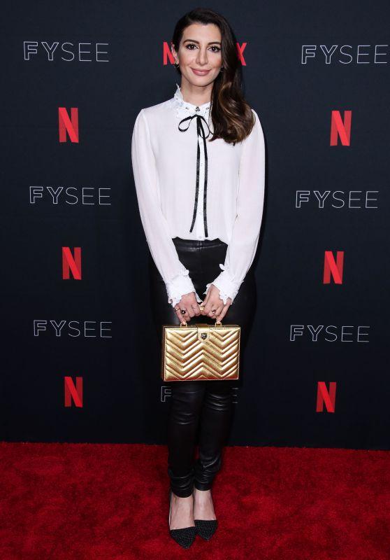 Noureen DeWulf – Netflix FYSee Kick-Off Event in Los Angeles 05/06/2018