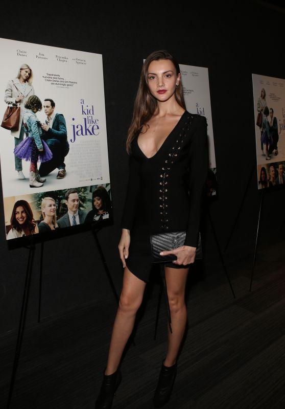 """Olesya Senchenko – """"A Kid Like Jake"""" Premiere in NY"""