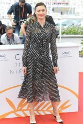 "Olga Kurylenko - ""The Man Who Killed Don Quixote"" Photocall in Cannes 05/19/2018"