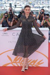 "Olga Kurylenko - ""The Man Who Killed Don Quixote"" Photocall in Cannes 05/19/2018"